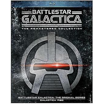 Battlestar Galactica: The Collection remasterisée [BLU-RAY] USA import