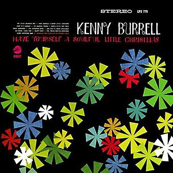 Kenny Burrell - Have Yourself a Soulful Little Christmas [CD] USA import
