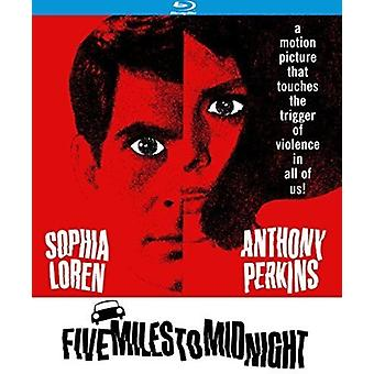 Five Miles to Midnight (1962) [Blu-ray] USA import
