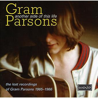 Gram Parsons - Another Side of This Life-1965 [CD] USA import