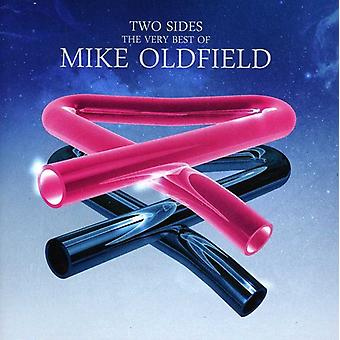 Mike Oldfield - Two Sides: Very Best of Mike Oldfield [CD] USA import