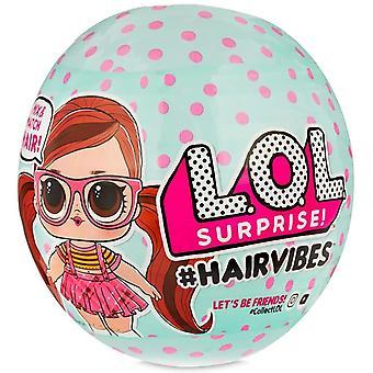 Překvapení Hairvibes Tots