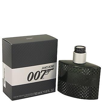 007 by James Bond Eau De Toilette Spray 1.6 oz / 50 ml (Men)