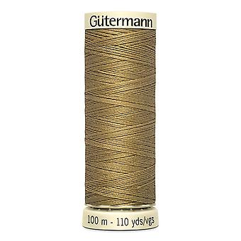 Gutermann Naai-alle 100% polyester draad 100m hand en machine kleurcode - 453