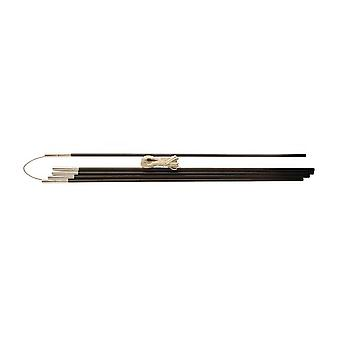 Vango Fibreglass 9.5mm Pole Set Silver