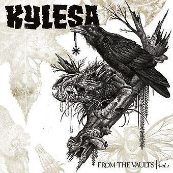 Kylesa - Kylesa: Vol. 1-From the Vaults [CD] USA import