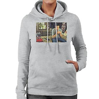 American Pie Jims Protection Women's Hooded Sweatshirt
