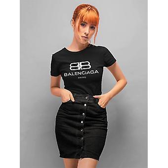 Balenciaga naisten t-paita