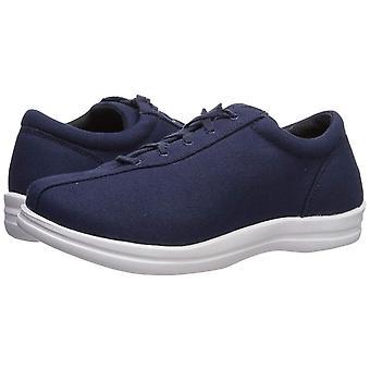 Apex Women's Ellen-Canvas-Navy Sneaker