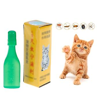 Pet & Cat Dog Anti Flea Pest Control Mites Ticks Drops Puppy Kitten Treatment