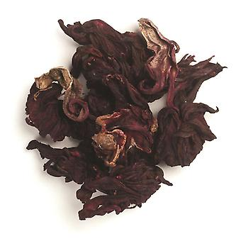 Frontier Natural Products, Cut & Sifted Hibiscus Flowers, 16 oz (453 g)