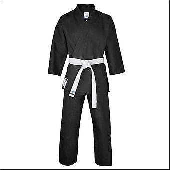 Bytomic adult student black karate uniform