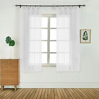 Kitchen, Tulle Bedroom Modern Curtains For Living Room, Window