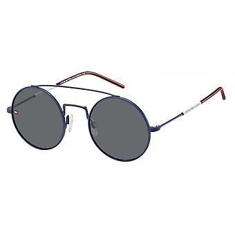 משקפי שמש בגדי ריקוד נשים TH1600/S 4E3/IR כחול/לבן/אדום
