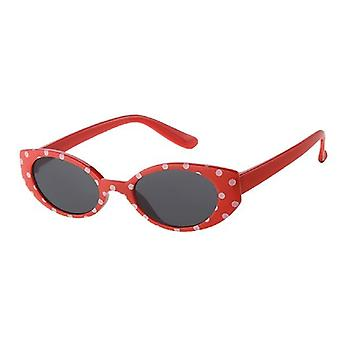 Zonnebril Girl Dots Girl Red