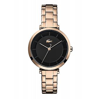 Lacoste 2001142 Women's Geneva Rose Gold Tone Wristwatch