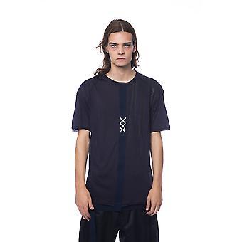 Nicolo Tonetto Blu Navy T-Shirt NI687147-XS
