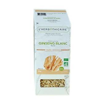 Organische witte Ginseng wortel 50 g