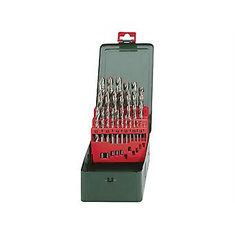 Metabo HSS-G Drill Bit Set 25 Piece MPT627154