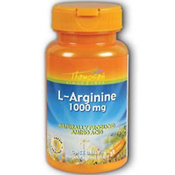 Thompson L-Arginine, 30 Tabs