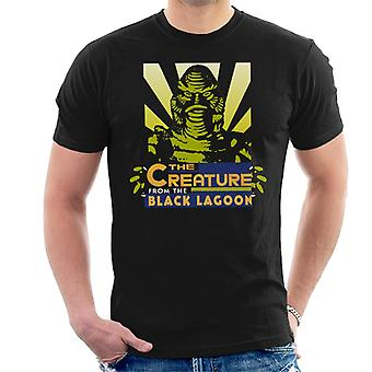 The Creature From The Black Lagoon Beam Head Men's T-Shirt
