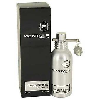 Montale Fruits Of The Musk By Montale Eau De Parfum Spray (unisex) 1.7 Oz (naiset) V728-536050