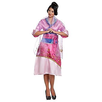 Costume Mulan Deluxe donna