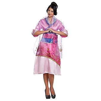 Kvinner's Mulan Deluxe Kostyme