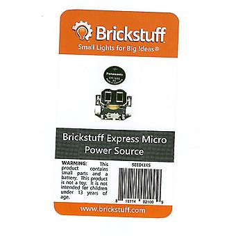 Brickstuff Expressin mikrovirtalähde - SEED13XS