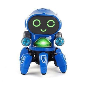 Mini Inteligent de mers pe jos, Cântând & Dancing Rc Robot