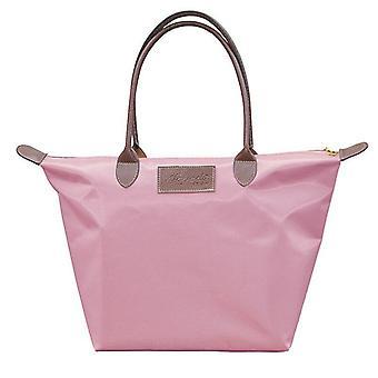 Women Canvas Summer Large Capacity Oxford Cloth Big Size Shoulder Bag