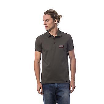 Roberto Cavalli Sport Men-apos;s Polo Shirt Vert RO992498