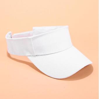 جديد الصيف Visors الرجال النساء في الهواء الطلق الرياضة الشمس قبعة البيسبول