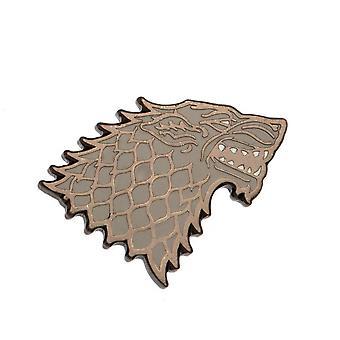 Spill av troner Stark Badge