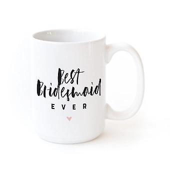 Best Bridesmaid Ever-coffee Mug