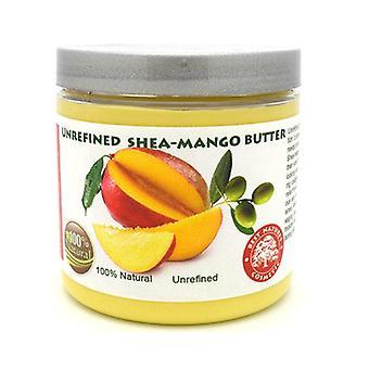 Shea Mango Butter Feuchtigkeitsverschmelzen Mischung 4oz / 120 Ml