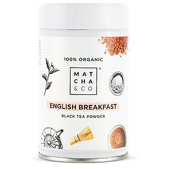 Matcha & Co Organic Black Tea English Breakfast