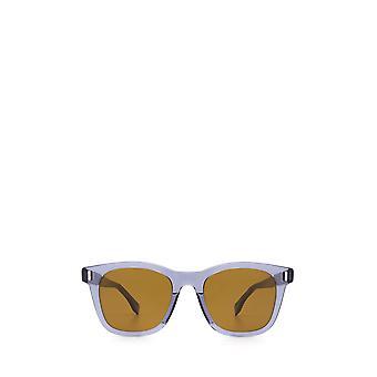 Fendi FF M0040/S matt mörkgrå unisex solglasögon
