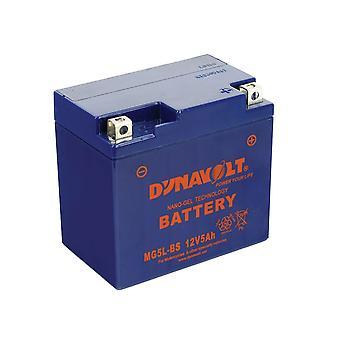 Dynavolt MG12ABS Gel Nano Battery