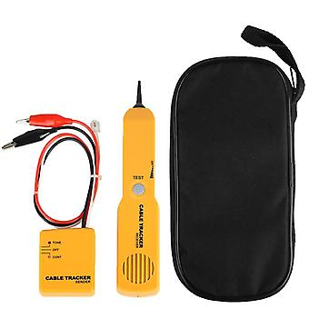 Tone Finder Telephone Wire Cable Tester Toner Tracer Inder Detector Networking
