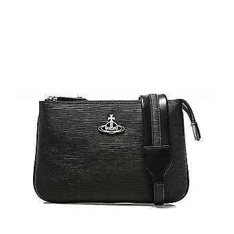 Vivienne Westwood Accessories Polly Vegan Crossbody Bag