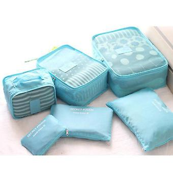 Travel Clothes Storage / Bags / Portable Luggage Organizer Pouch Packing Cube