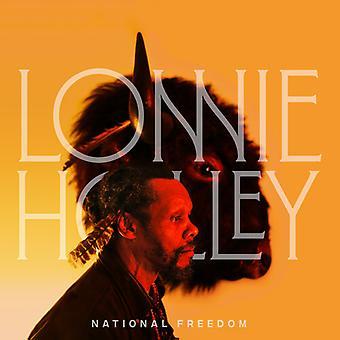 Holley,Lonnie - National Freedom [Vinyl] USA import