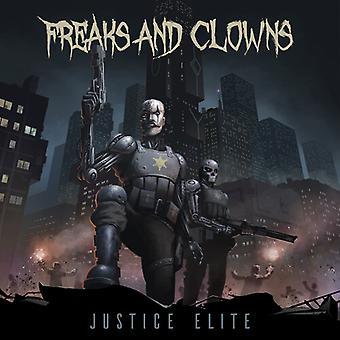 Freaks & Clowns - Justice Elite [Vinyl] USA import