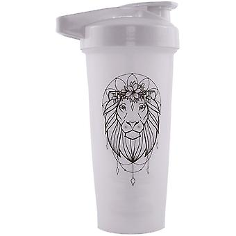 Performa Activ 28 oz. Shaker Cup Gym Bottle - Lioness