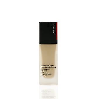Shiseido Synchro Skin Self Refreshing Foundation SPF 30 - # 310 Silk 30ml/1oz