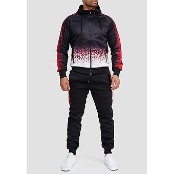 Pánske Tepláky Fitness Jogging Suit Streetwear Set Športové oblečenie Bunda & Nohavice