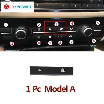 Console Ac Heater Climate Ventilation Volume Control Button