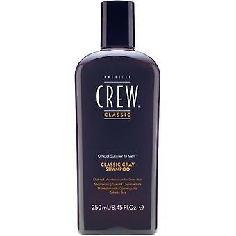 American Crew Shampooing Gris Classique 250 ml