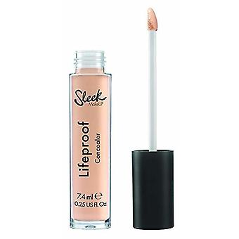 Sleek Make Up Lifeproof 01 Flat White Liquid Concealer